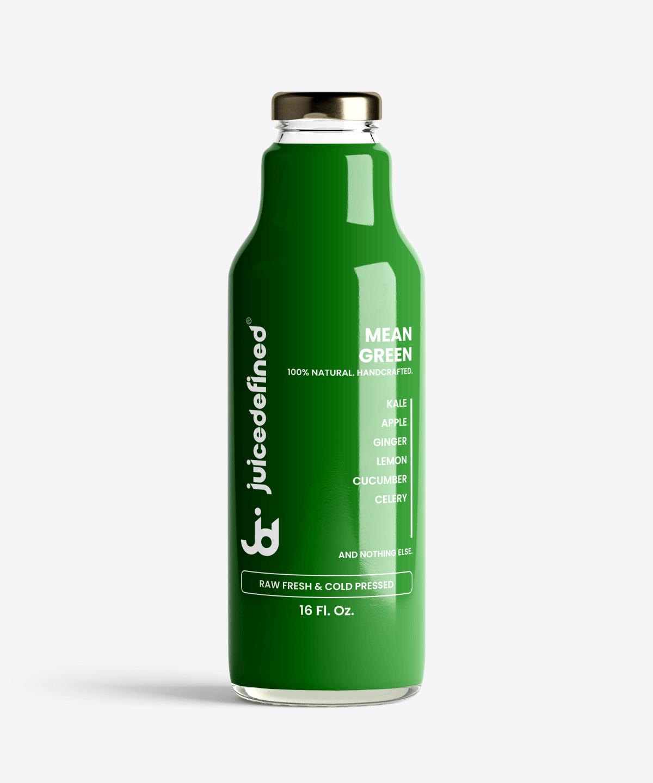 Mean Green 16 fl oz