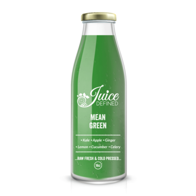Mean Green Fresh Cold Pressed Juice
