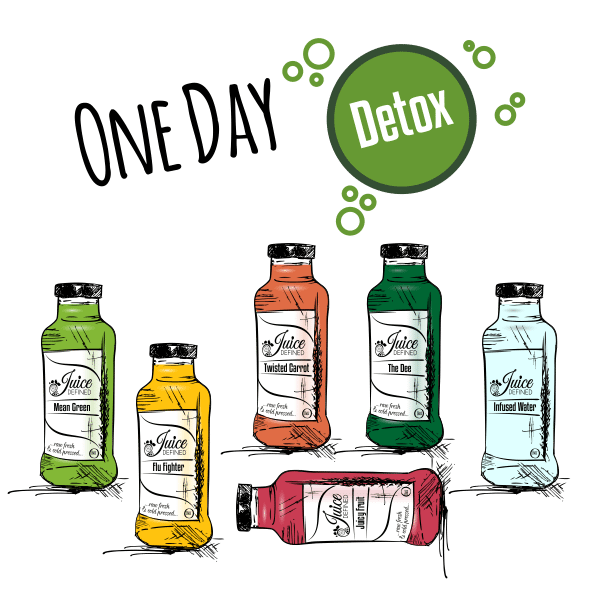 One Day Detox Program
