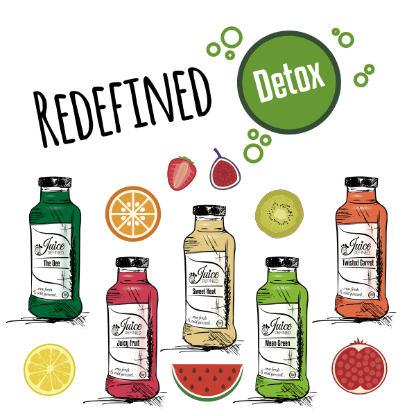 Redefined Detox Program