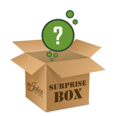 Surprise Box of 6 Fresh Raw Juices