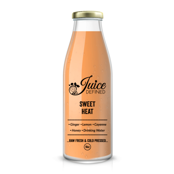 """Sweet Heat"" Fresh Cold Pressed"